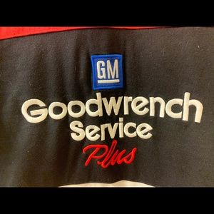 Excellent Stitched NASCAR Goodwrench Shirt